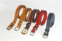 Picture of 1¼ leather belt