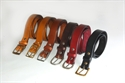 "Picture of 1½"" leather belt"